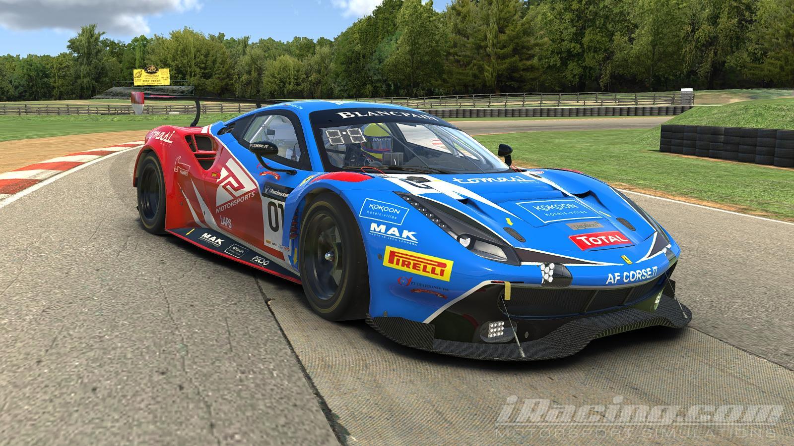 Preview of T2 Motorsport Team by Felipe Zea