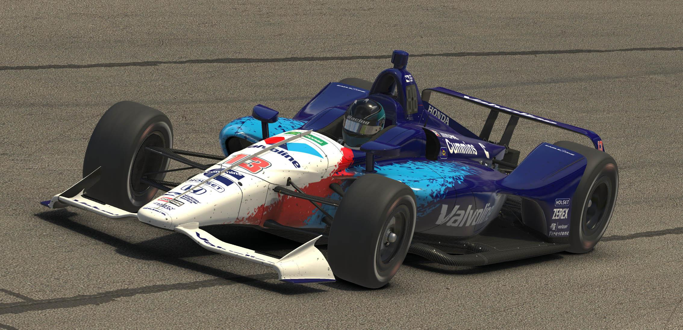 Preview of Late 90s Valvoline CART by Matt Orr