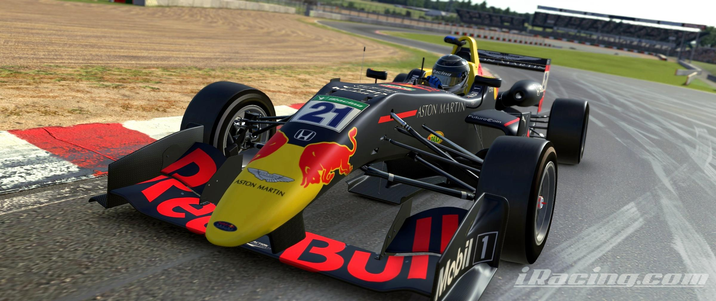 Preview of Aston Martin Red Bull Racing HONDA RB15 with specmap / F3 by Noriyuki Mizuno