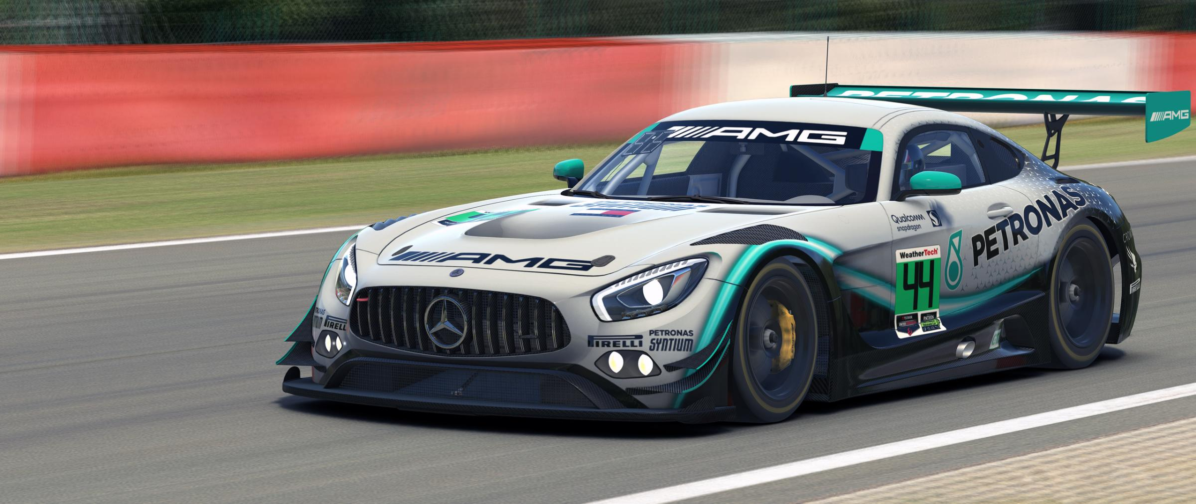 Preview of AMG Petronas Motorsport  - Petronas by Timothy Collier