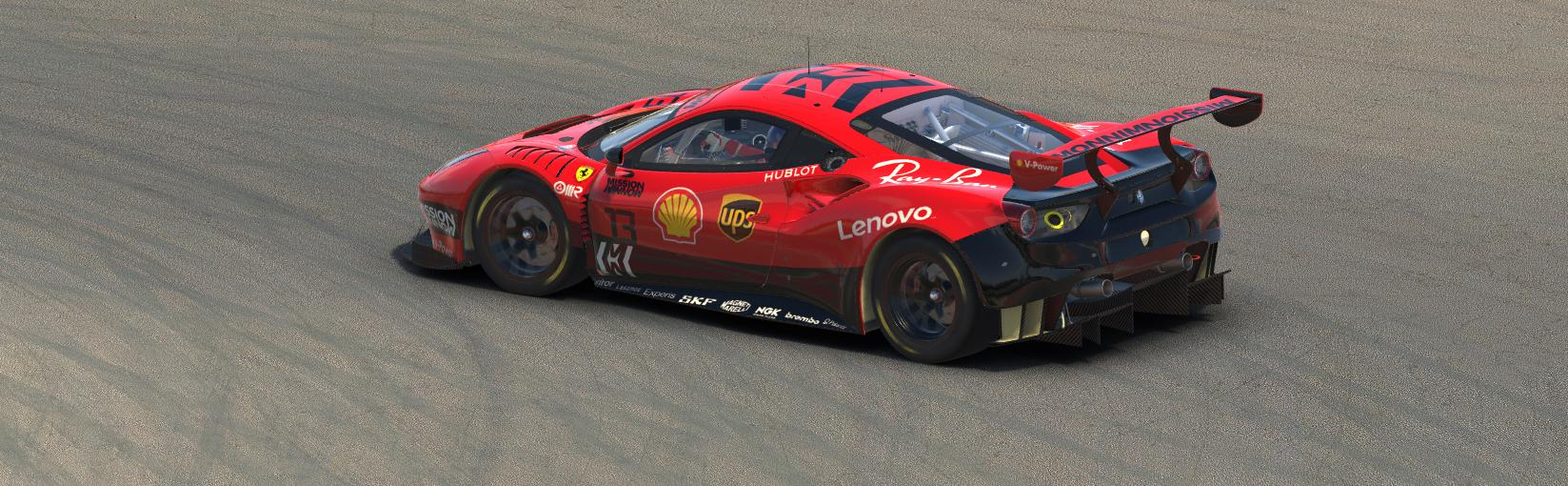 Preview of MissionWinnow GT3 by Benjamin Sheets