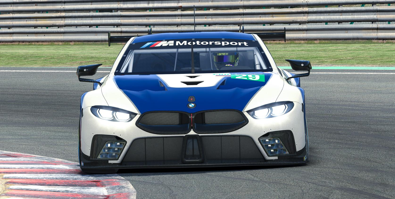 Preview of BMW M8 GTE NFS Most Wanted Edition by Daniel R.