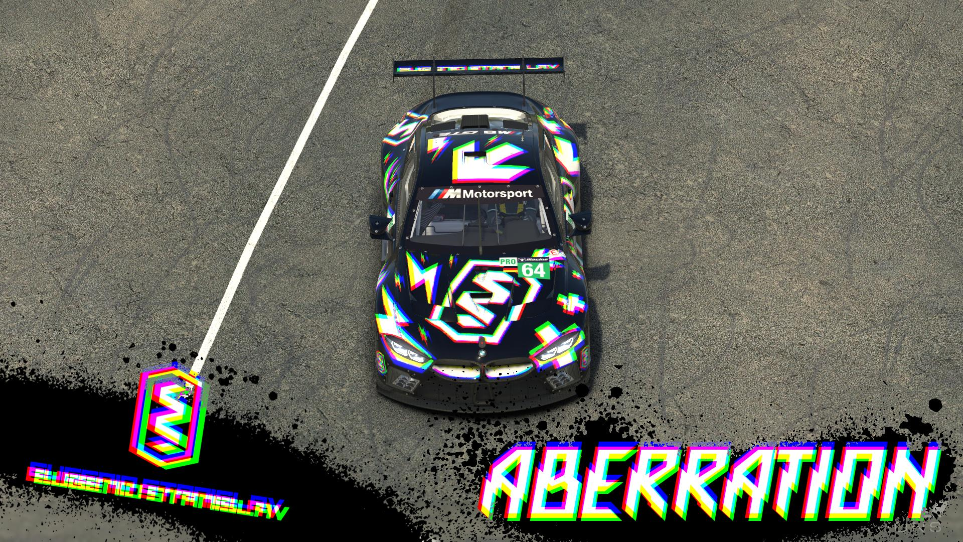 Preview of BMW M8 GTE - Aberration by Eugenio Stanislav