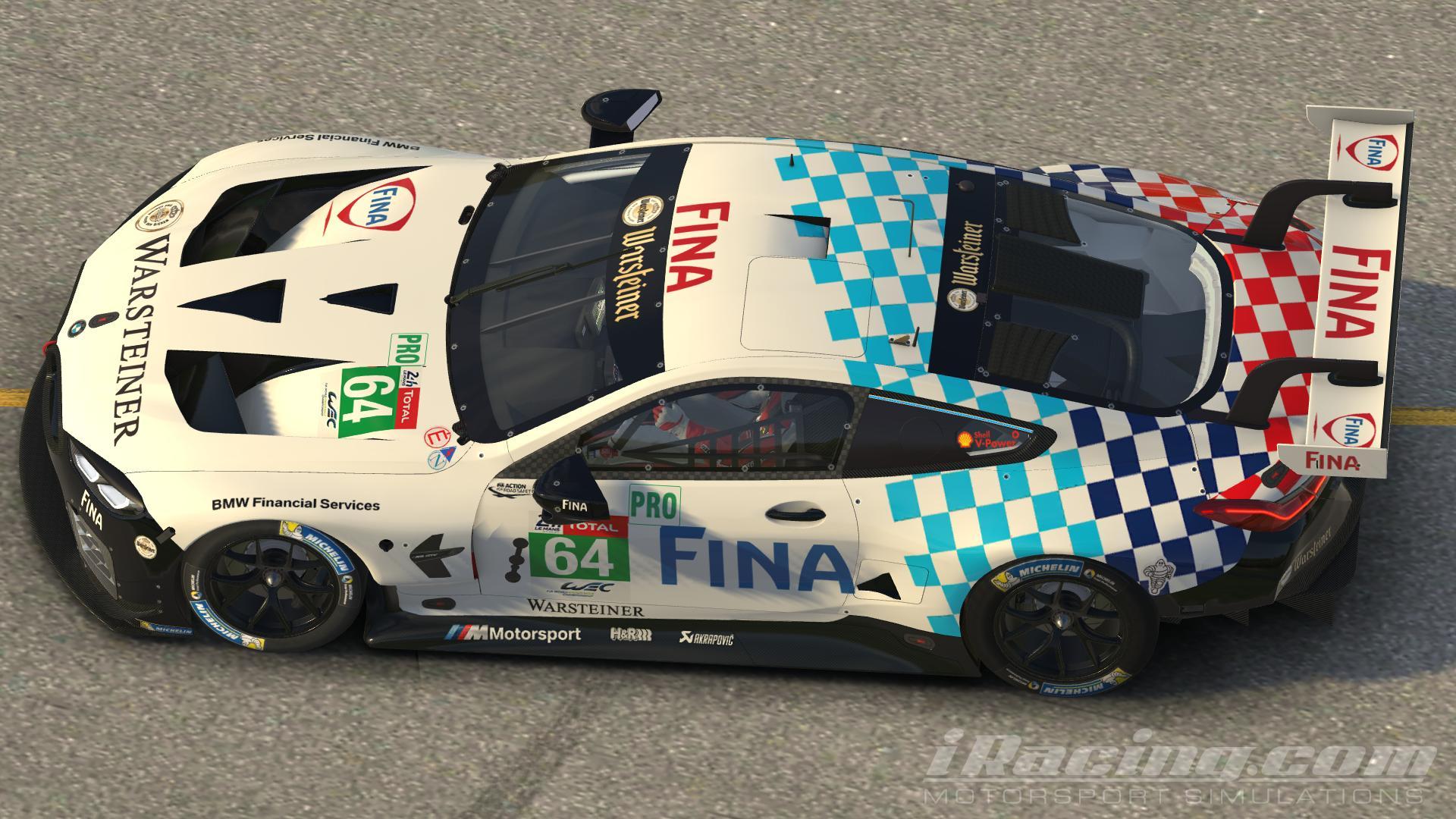 Preview of BMW M8 Fina by Remigio Di Pasqua