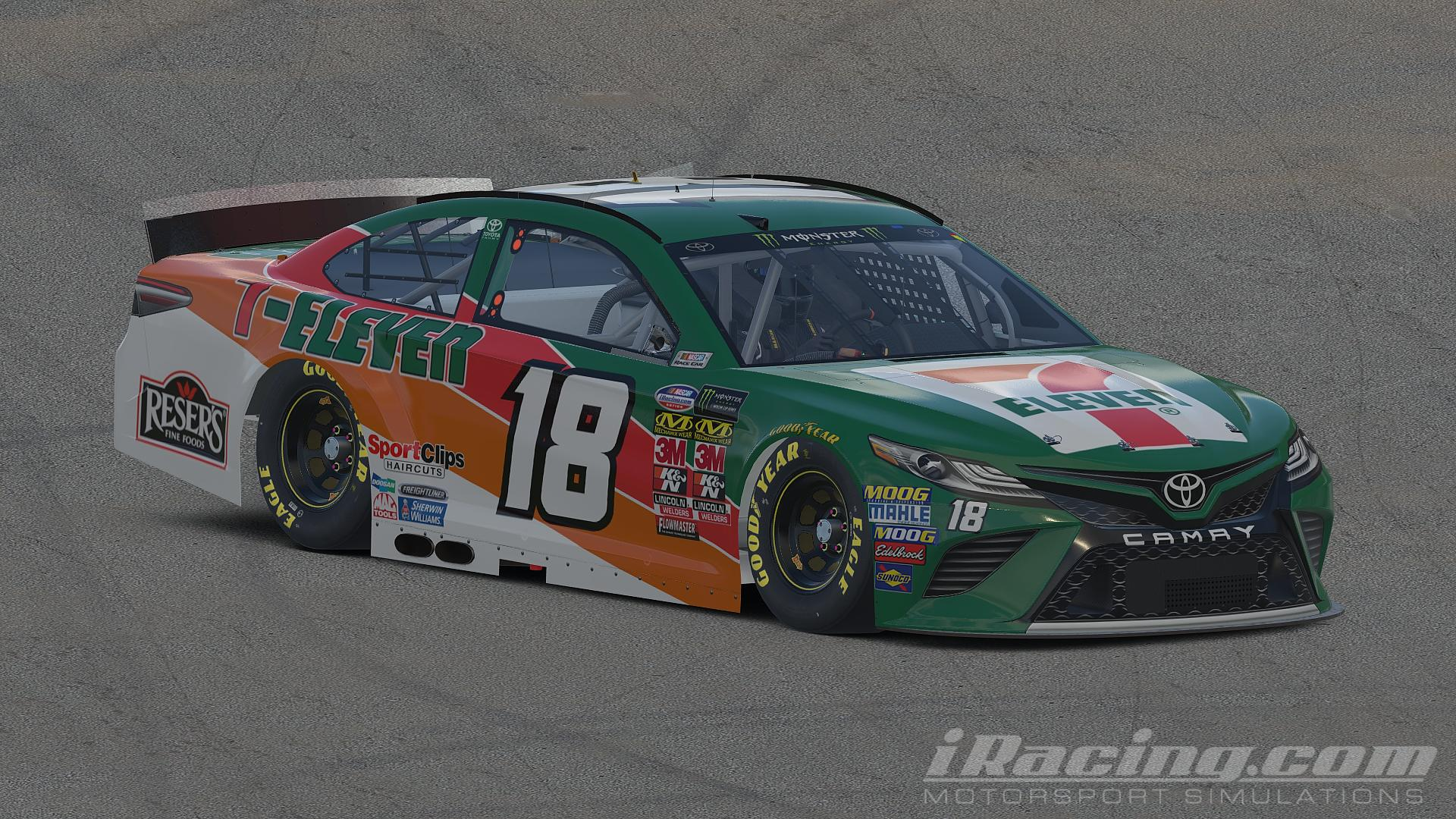 Preview of 7-Eleven Camry  by Jay Spears
