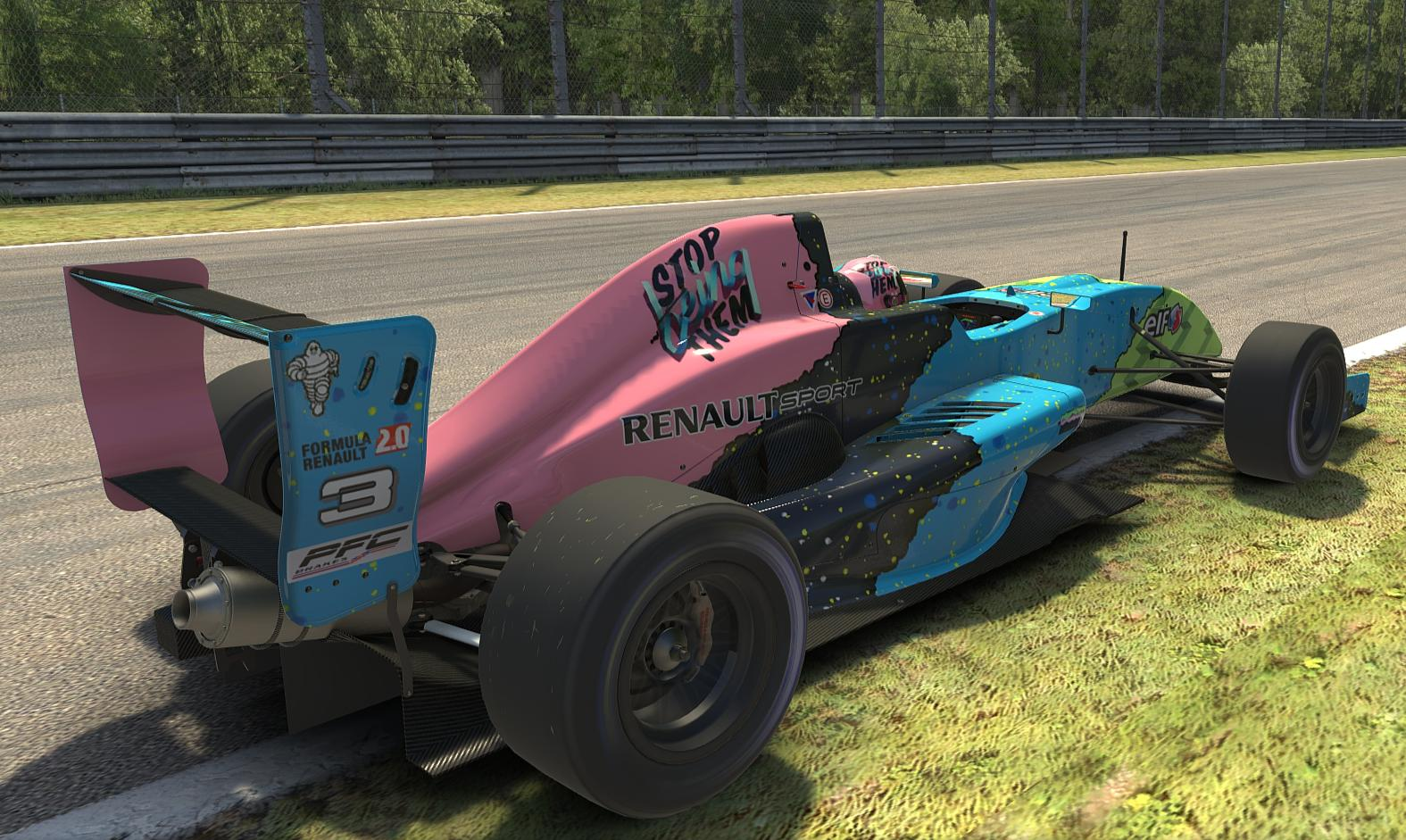Preview of Ricciardo F1 Helmet design by Bas Imagineer