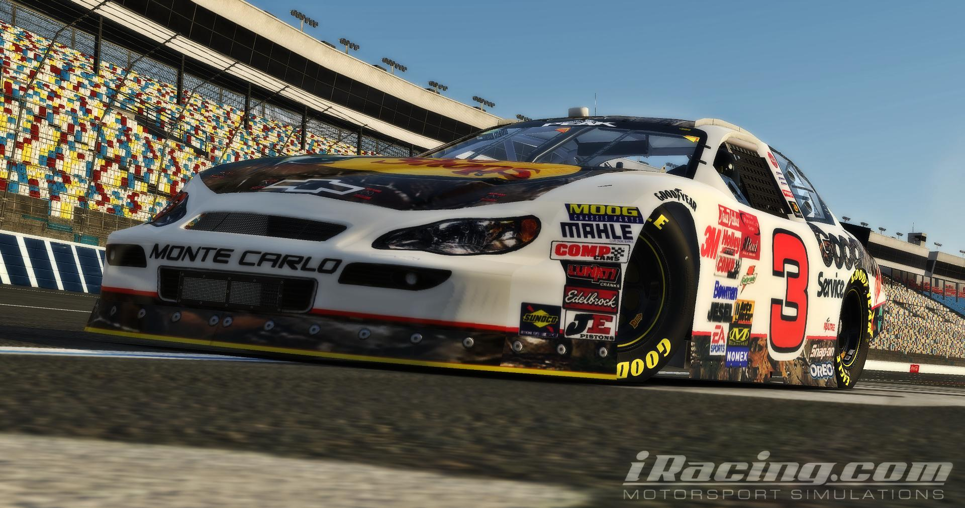 Preview of Goodwrench Camo  Chevrolet MonteCarlo  by Trent Williams