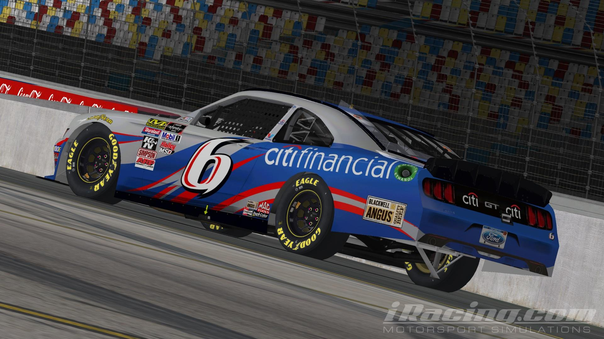 Preview of Ricky Stenhouse Jr 2010 Citi Financial by Will Norton