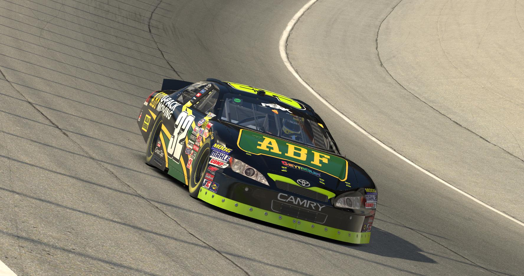 Preview of ABF U-Pack Moving Toyota Camry (Brian Vickers 2008) by Erik Le