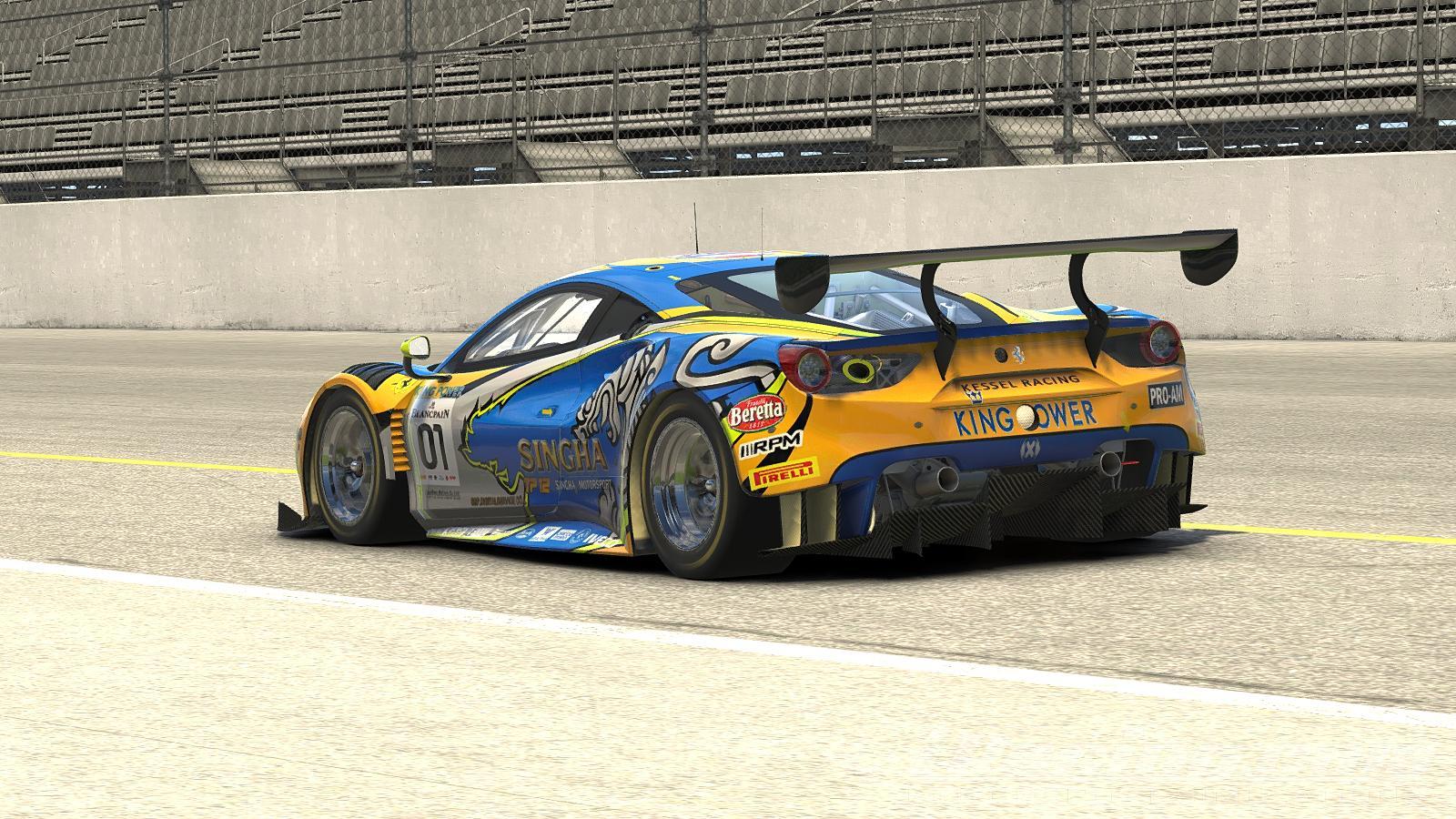 Preview of TP-12 Kessel Racing by Felipe Zea
