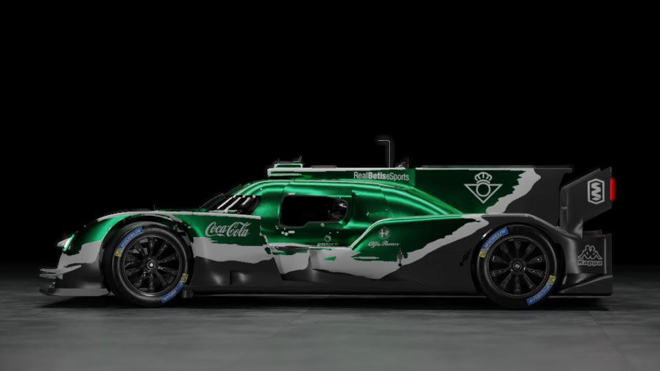Preview of Audi R18 Betis by Eugenio Stanislav