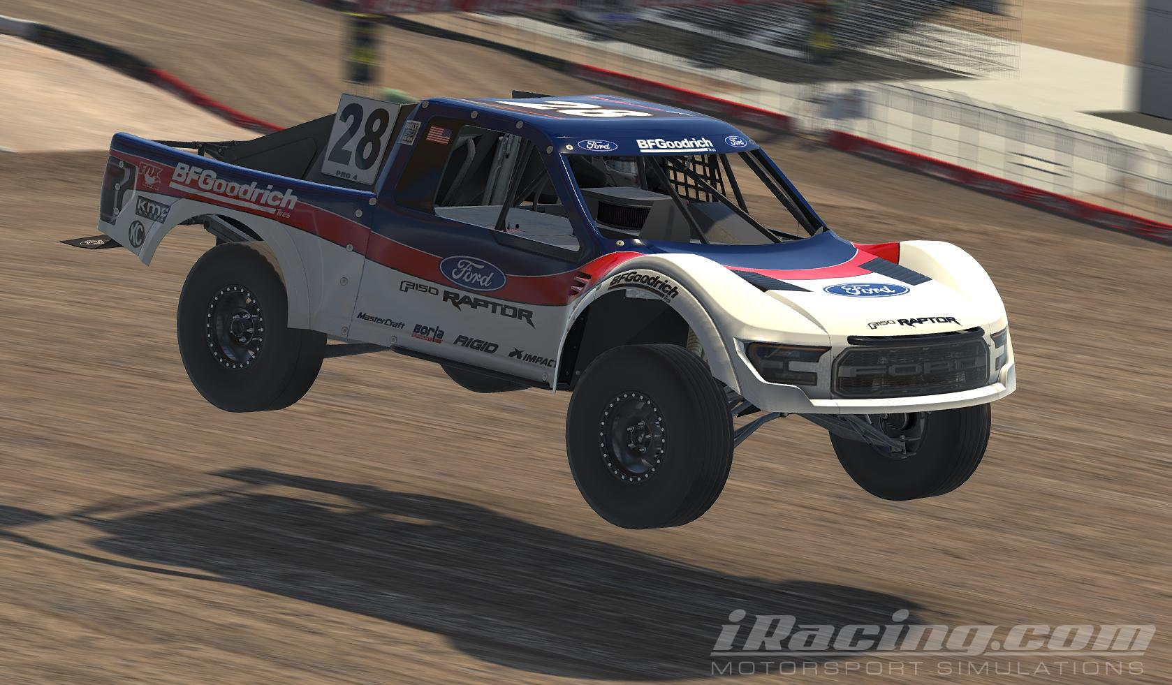 Preview of BFGoodrich Ford F150 Raptor  by Gary A Griffith