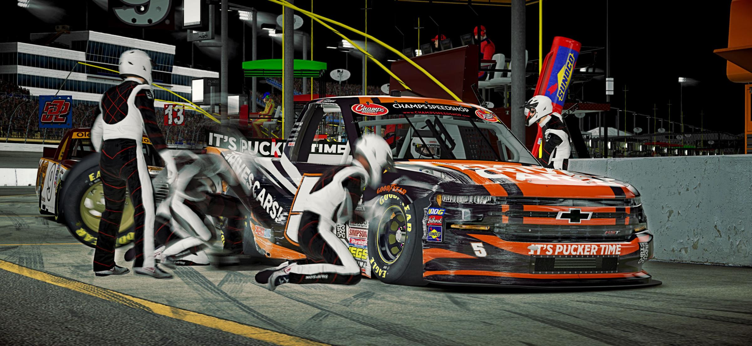 Preview of Champ Drives Cars powered Chevrolet Silverado Truck 2019 by Chris C.