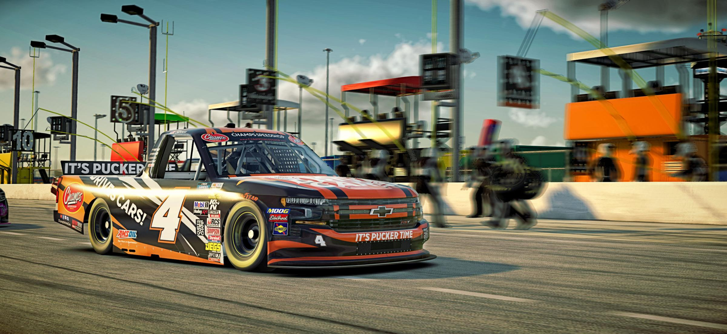 Preview of Champ Drives Cars powered Chevrolet Silverado Truck 2019 by Chris Champeau