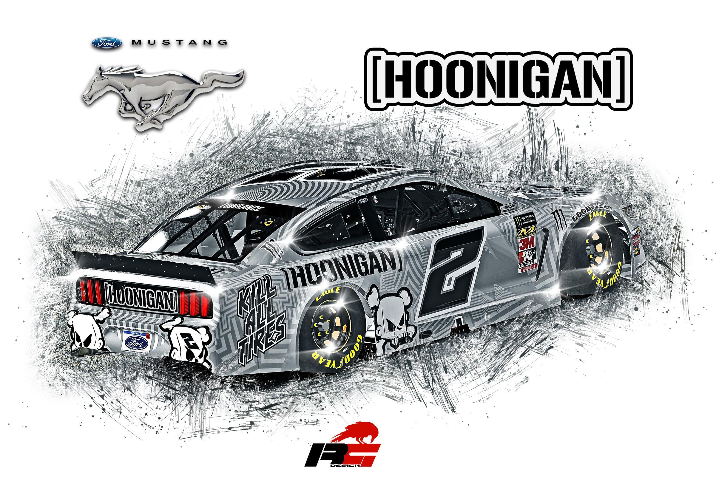 Hoonigan Racing Mustang