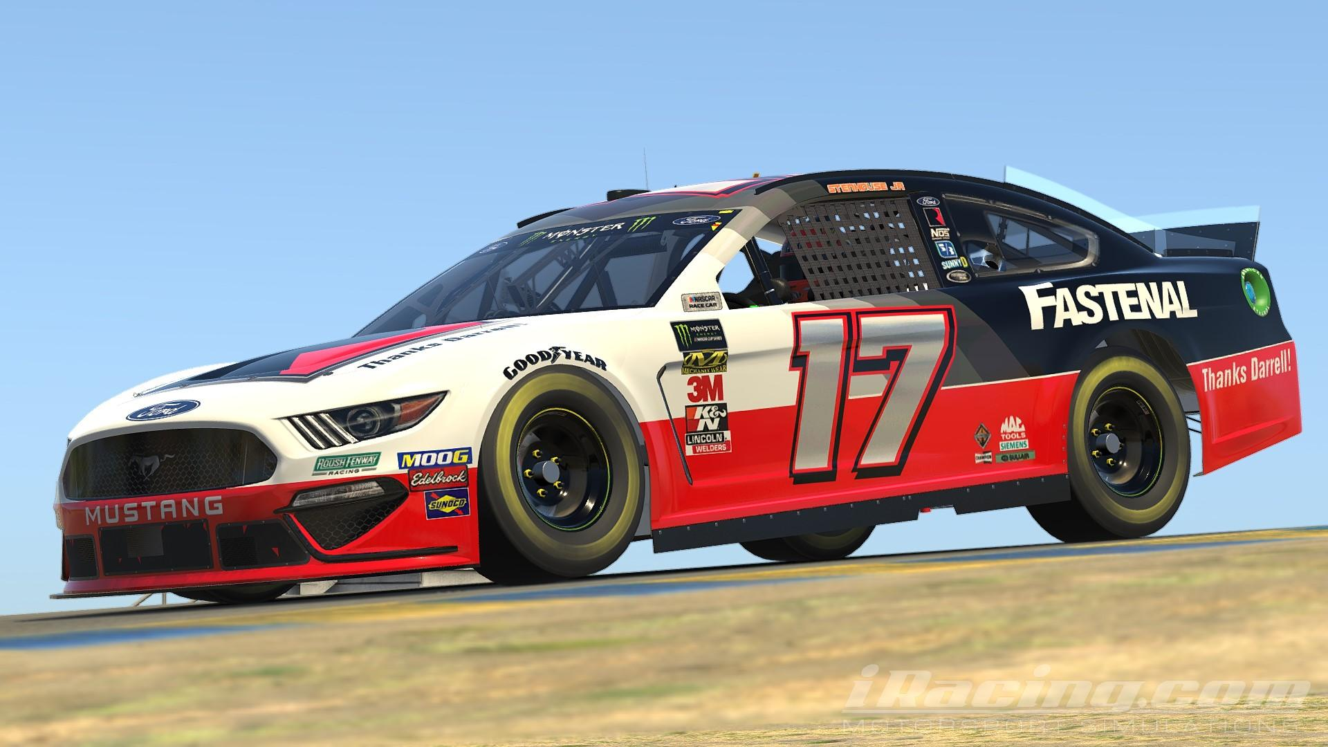 Preview of Ricky Stenhouse Jr Tribute to DW  by Nicholas Doucette