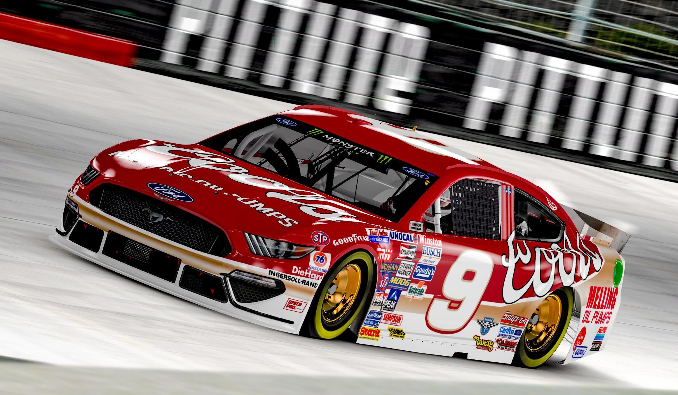Preview of 1987 BILL ELLIOTT COORS Ford Throwback by Corey H.
