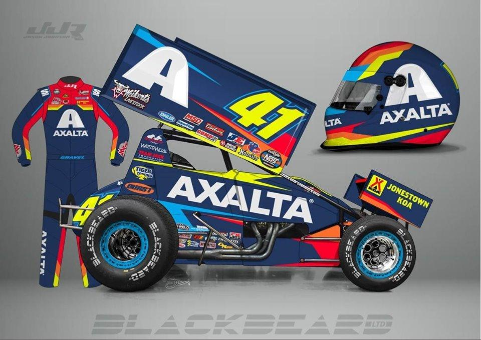 Preview of jason johnson racing by Steve B.