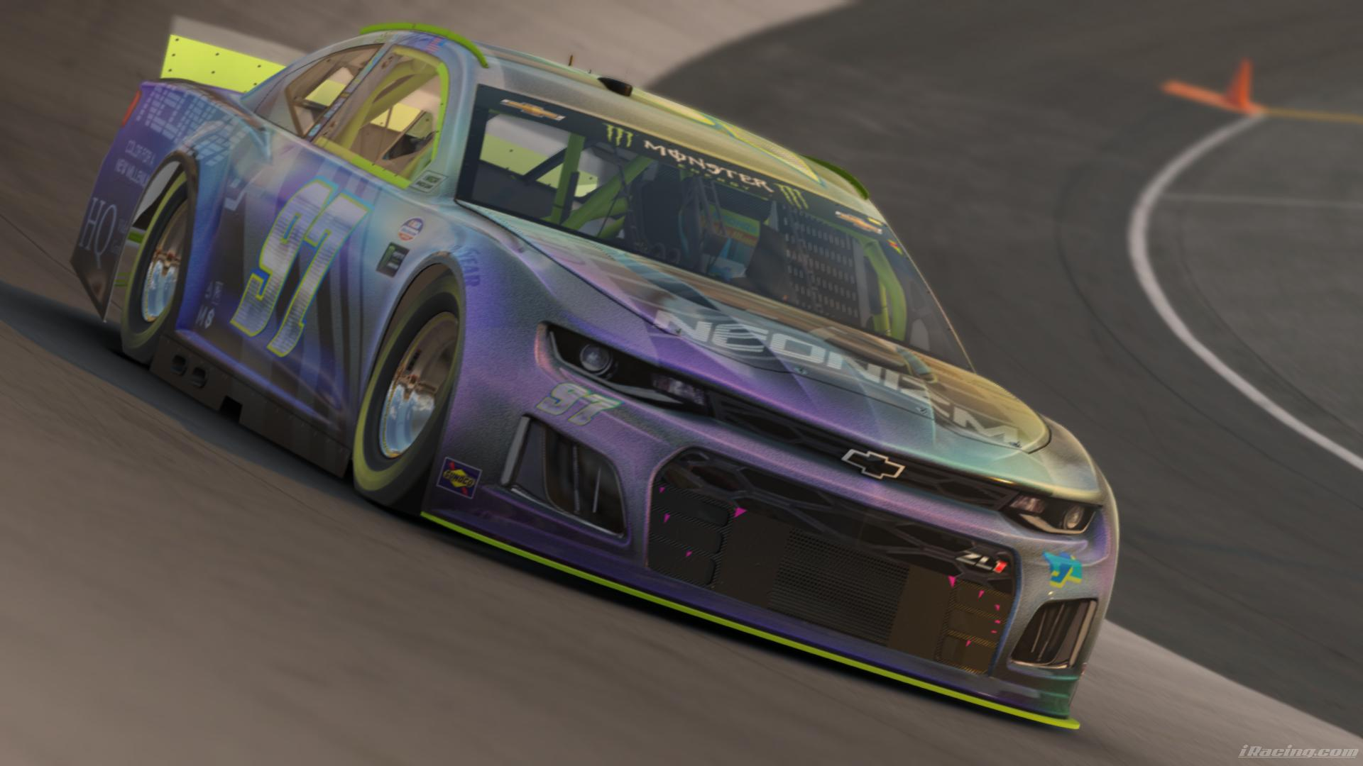 Preview of Neonizm VHS Throwback ZL1 by Jesse Abraham