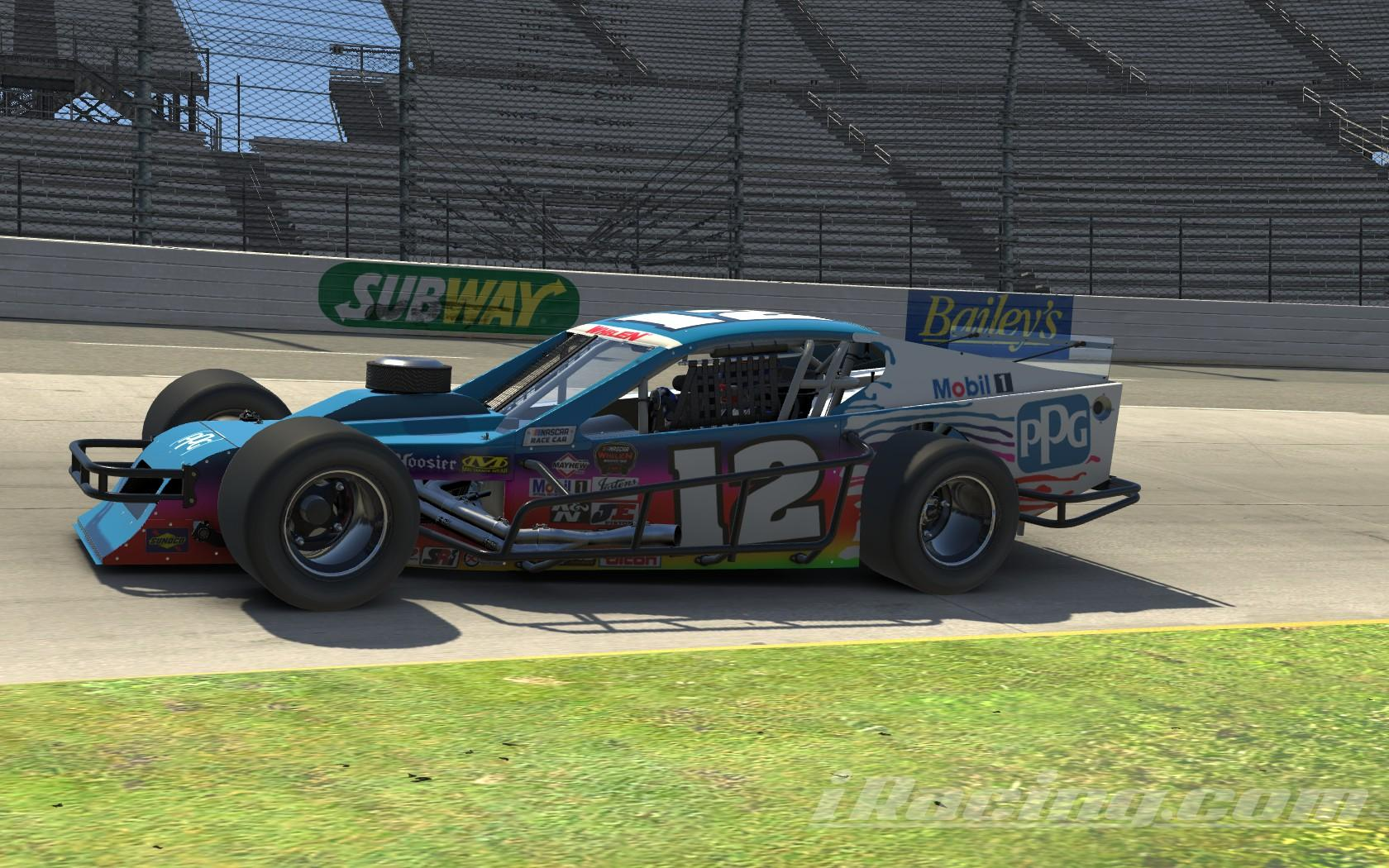 Preview of PPG Paints Whelen Modified by Mitchell Gibson