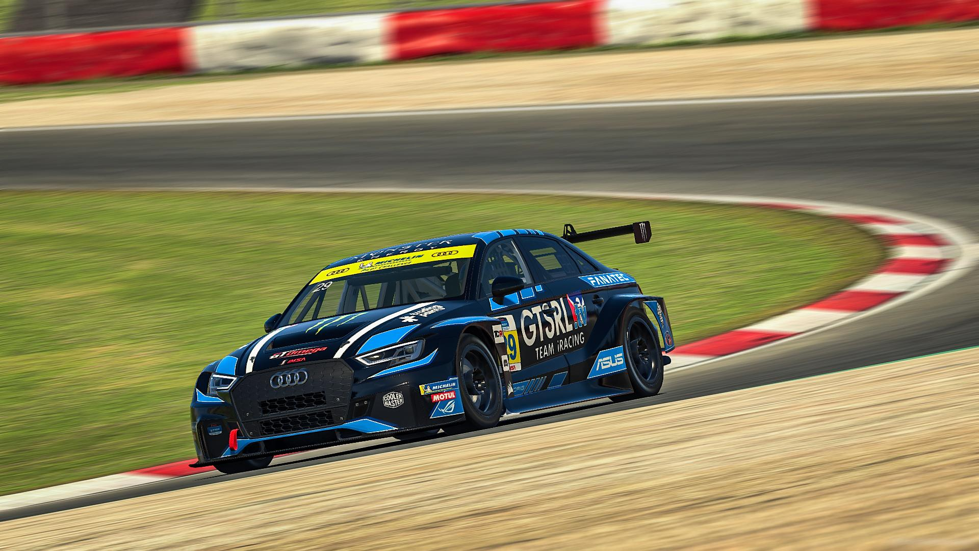 Preview of GTSRL Audi RS3 LMS by Vincent W.
