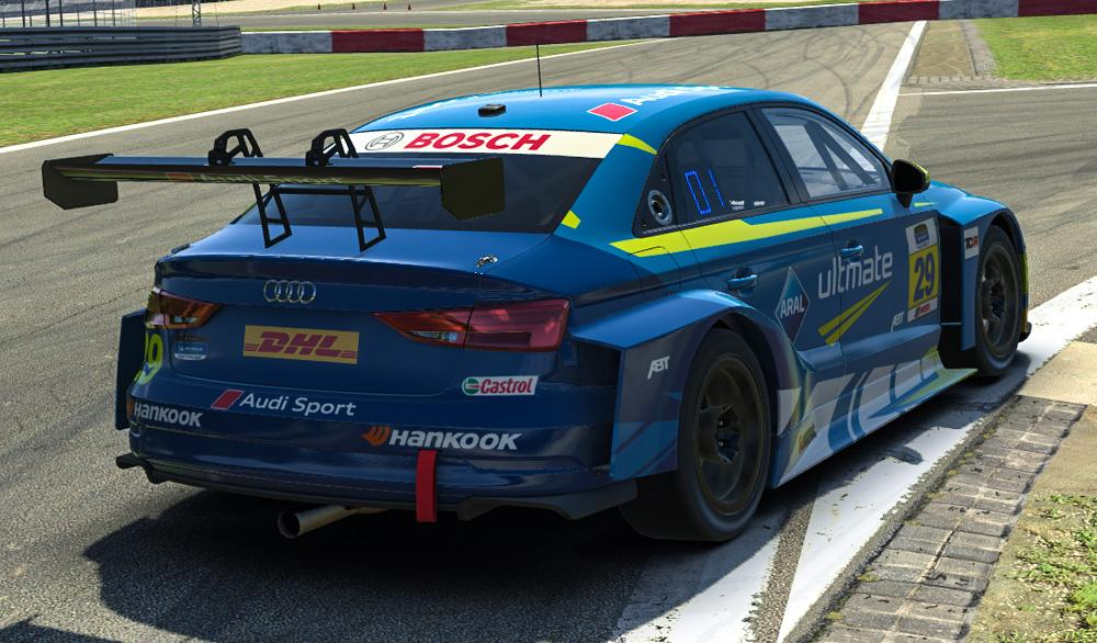 Preview of Aral Ultimate DTM 2019 - Audi RS 3 LMS by Daniel R.