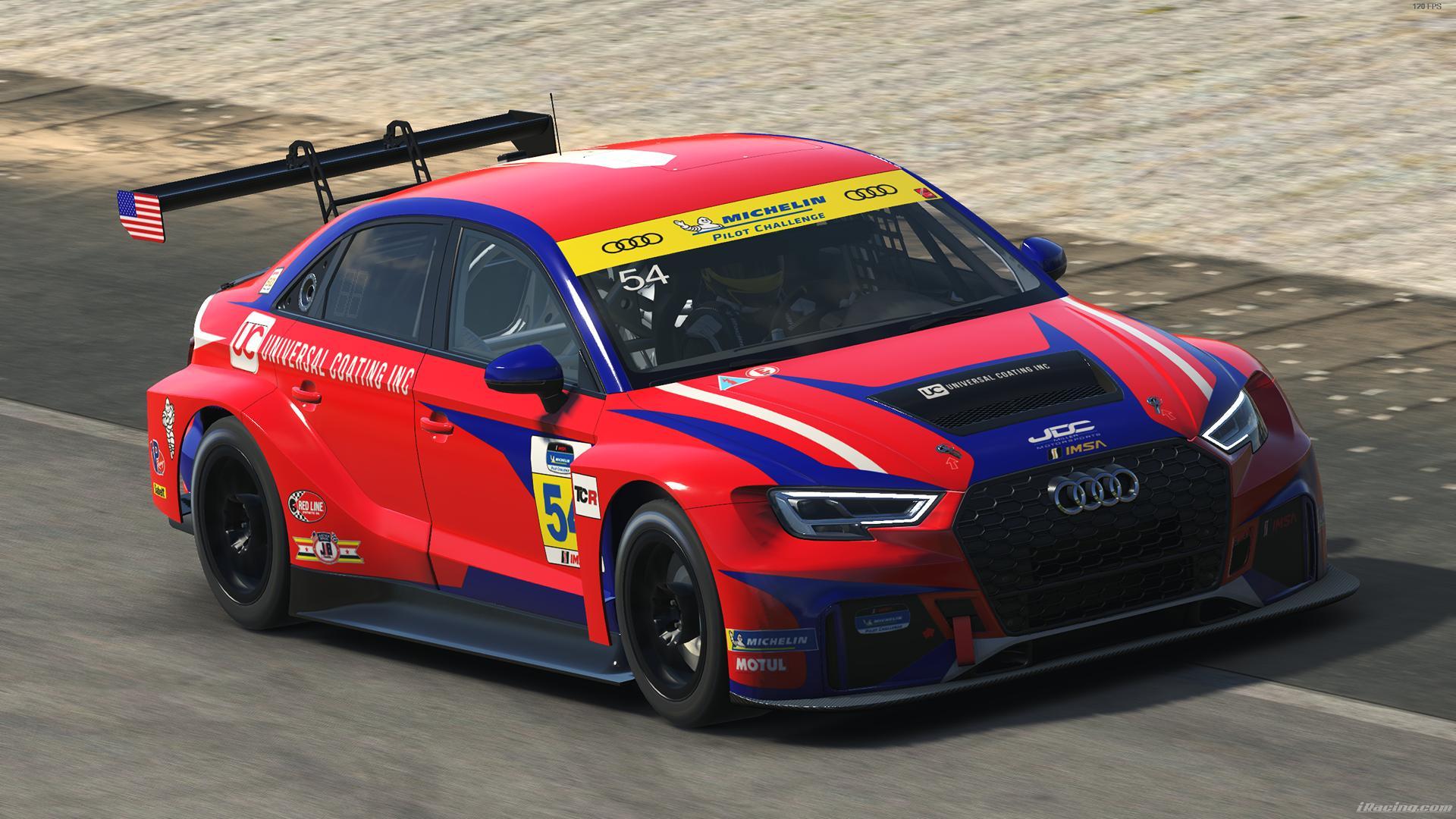 Preview of 2019 IMSA TCR - #54 JDC Miller Motorsports by Jann Dircks
