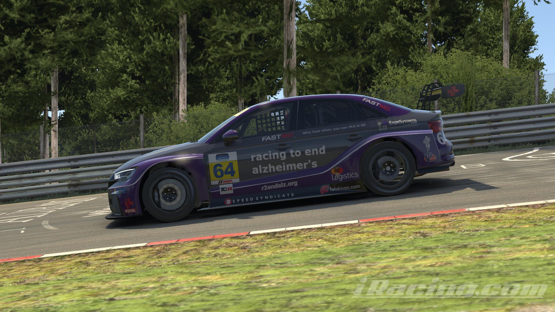 Preview of Fast MD Racing by Vincent Van der Heyden