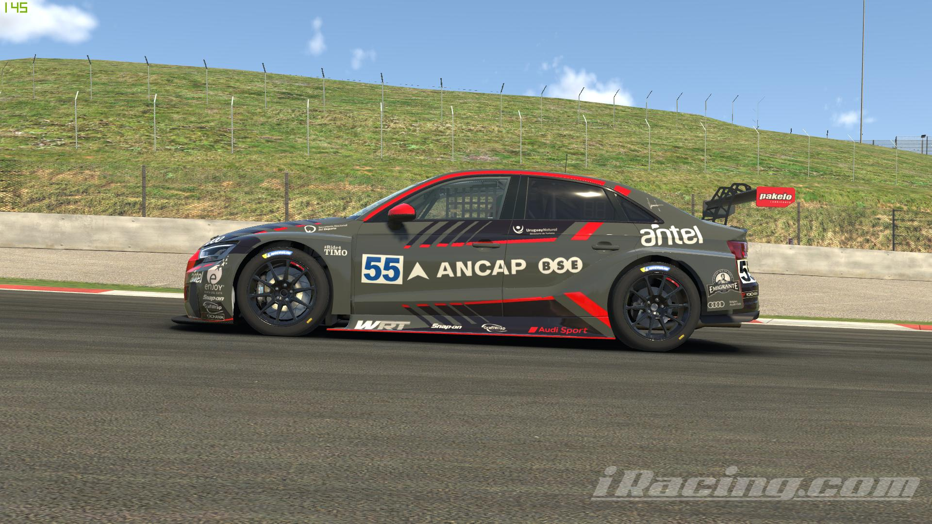 Preview of Santiago Urrutia´s TCR Europe by Javier Luces
