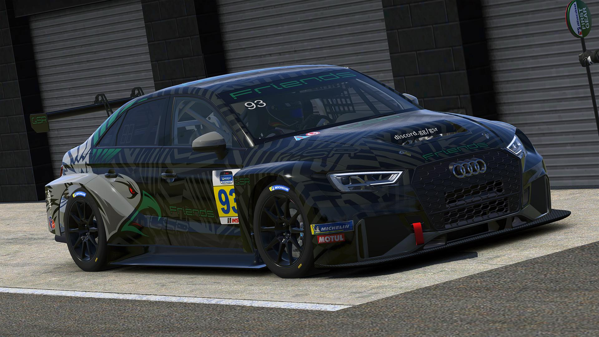 Preview of GermanSimRacing.de #Friends by Marcel E.