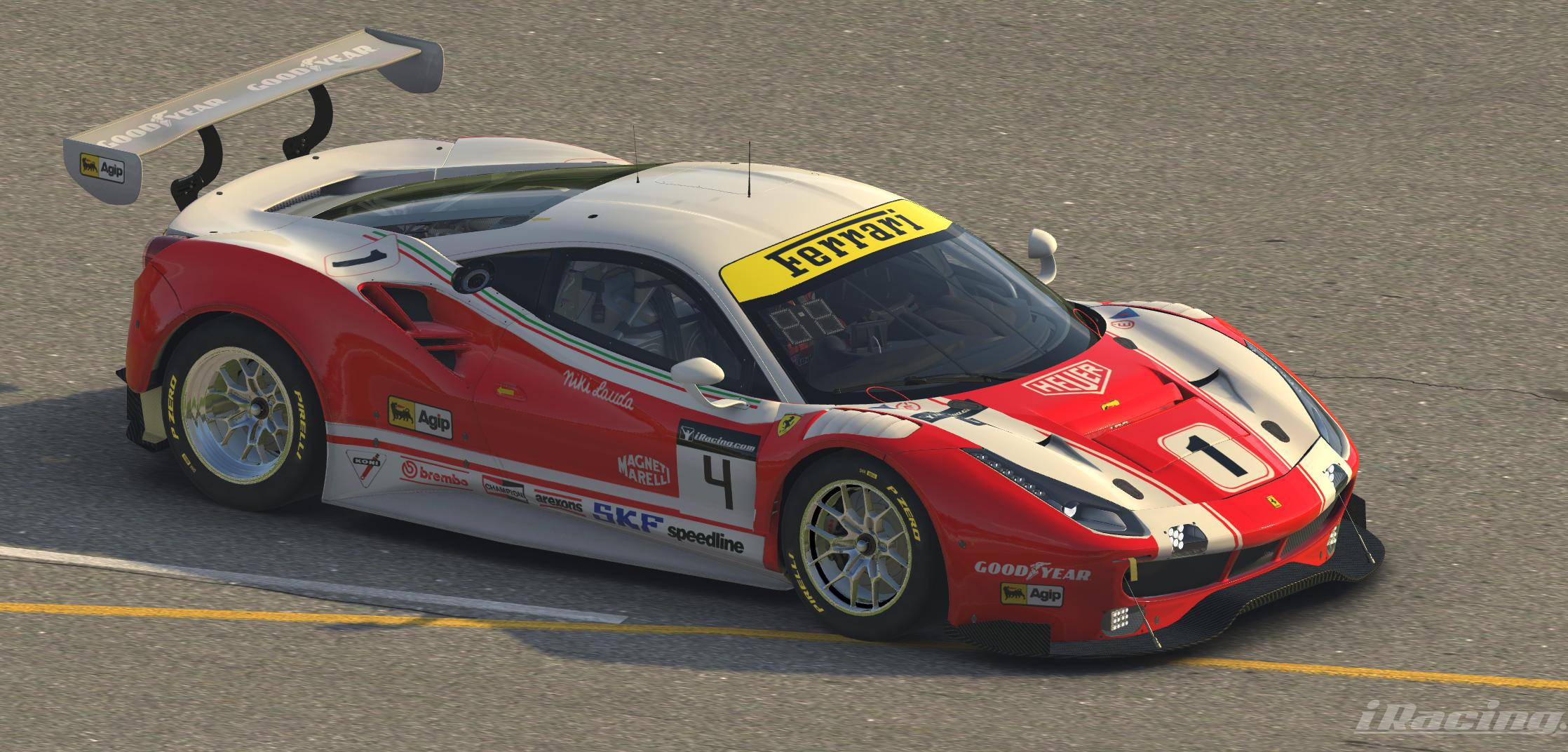 Preview of Ferrari GT3 Niki by Remigio Di Pasqua