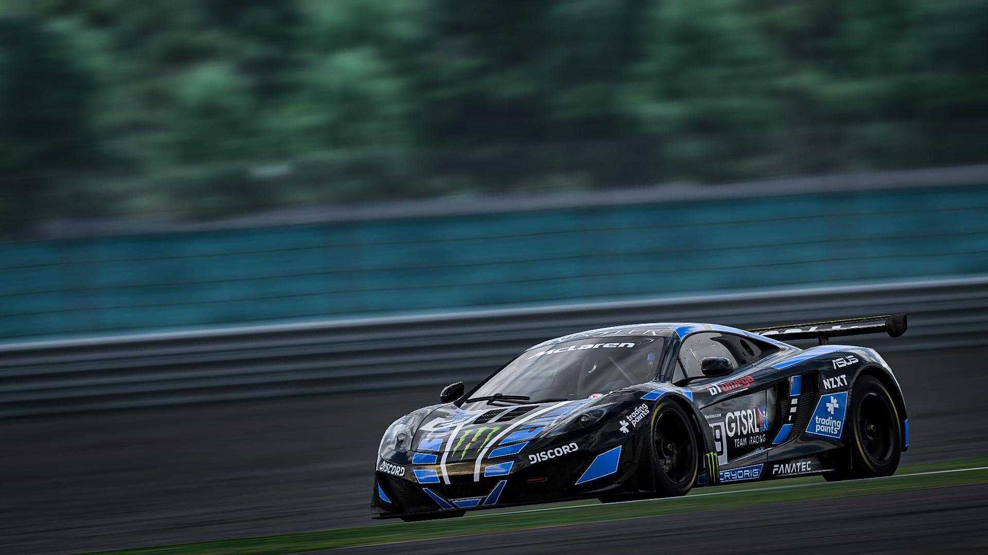 Preview of GTSRL McLaren MP4-12C GT3 by Vilda W.