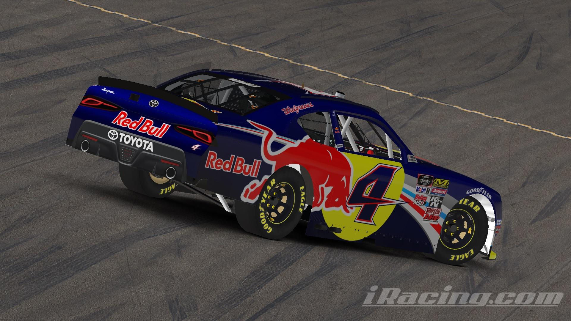 Preview of Kasey Kahne 2011 Red Bull Supra by Will Norton