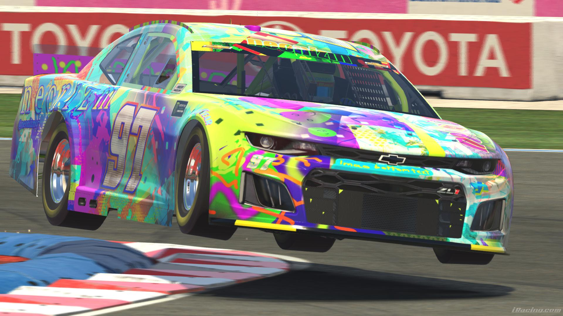 Preview of Neonizm Ugly ZL1 by Jesse Abraham