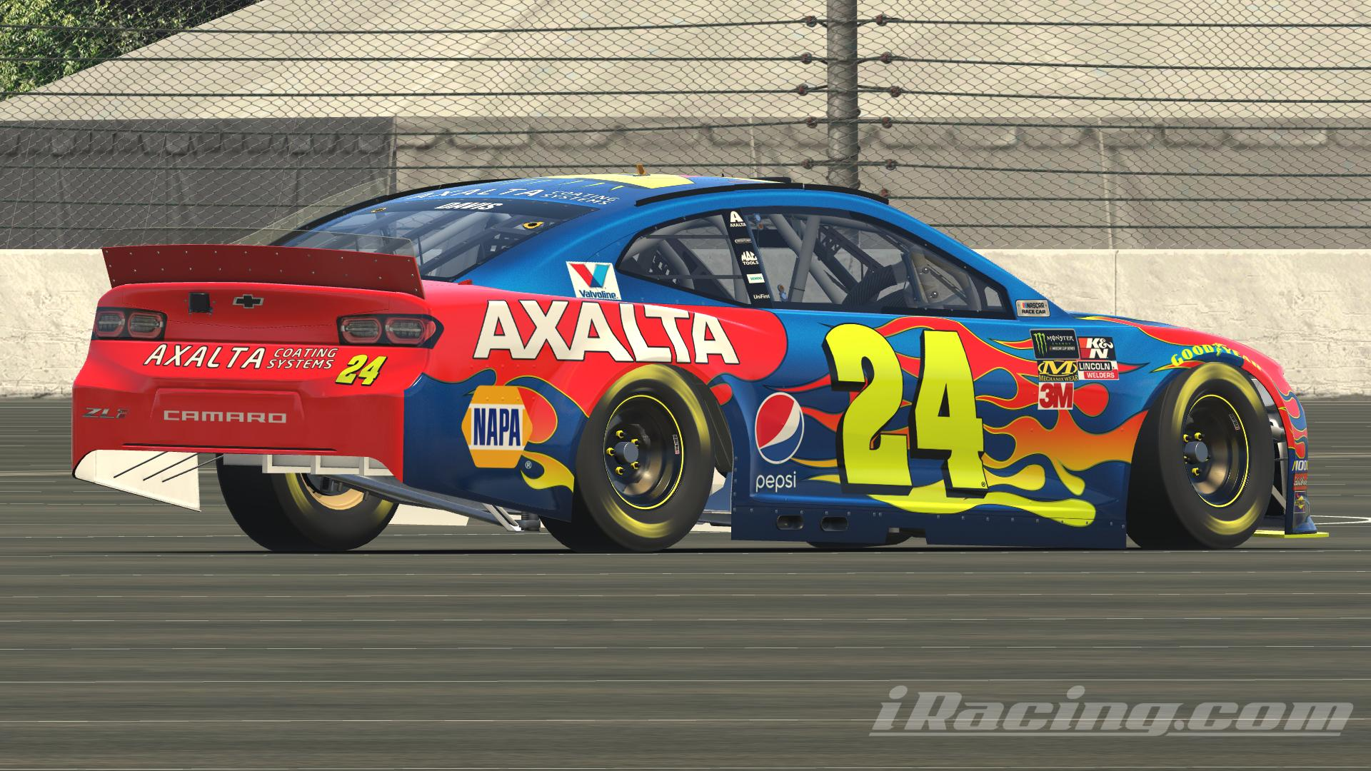 Preview of Axalta Blue by Matt Muir
