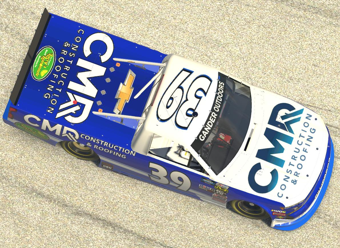 Preview of Ryan Sieg CMR Roofing and Construction Silverado by Andy Trupiano