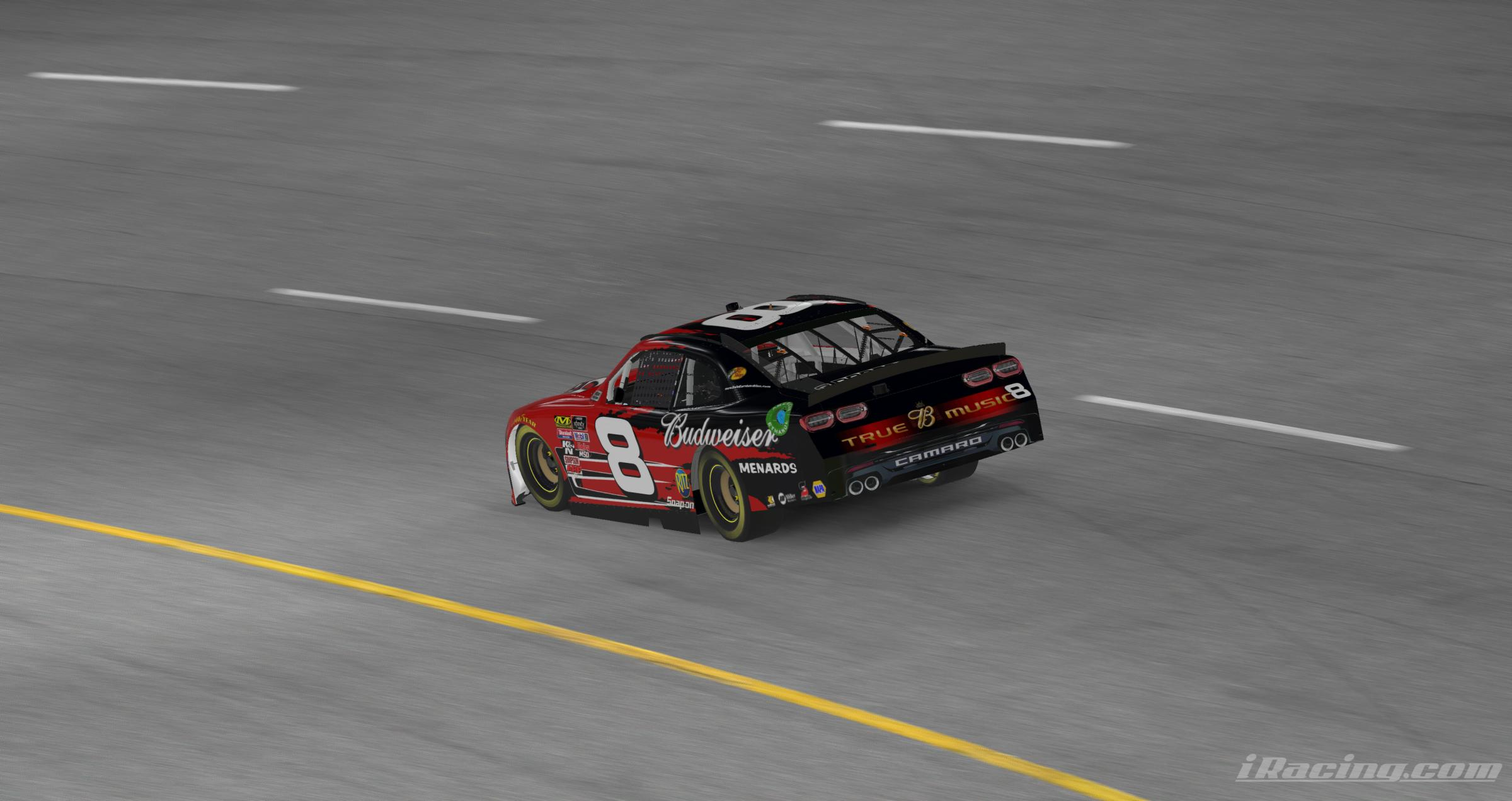 Preview of Dale Jr Bud/3 Doors Down 2005 (No Numbers) by Jackson Menchu