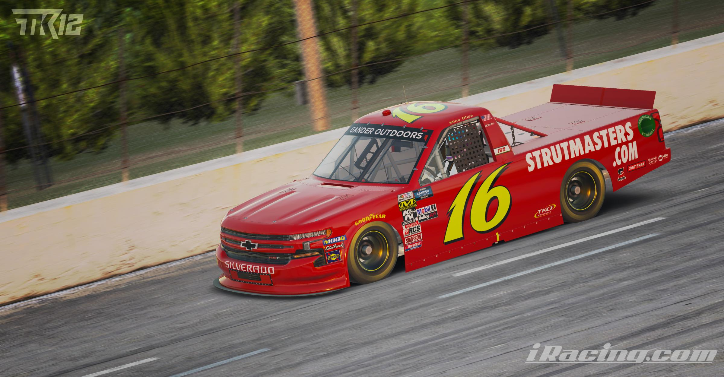 Preview of 2006 Mike Bliss Strutmasters Silverado by Tyler King