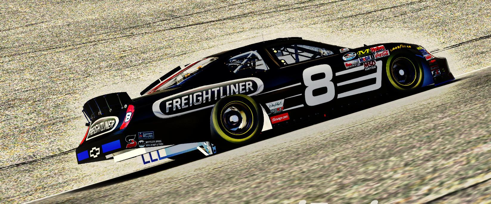 Preview of Martin Truex Jr 08 NNS Freightliner DEI by Andy Trupiano