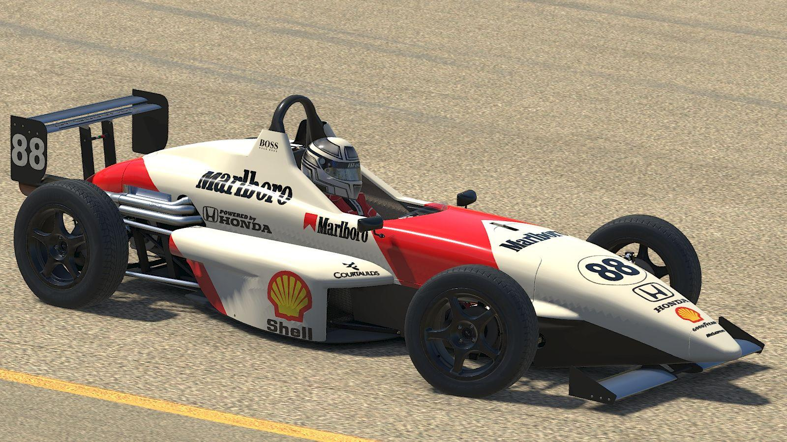 Preview of 1990 Mclaren Formula Skip Barber by Stephane Parent