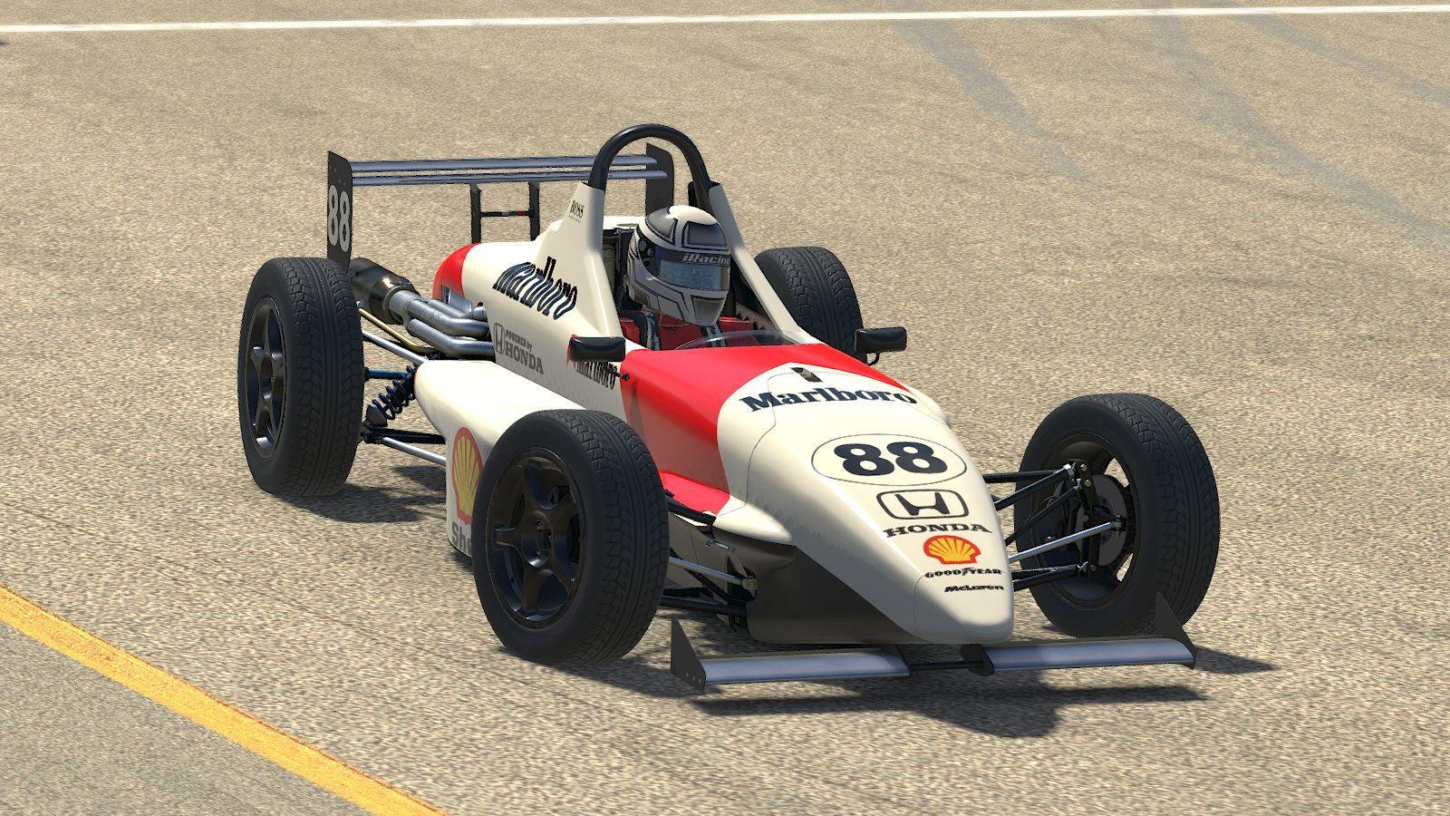 Preview of 1990 Mclaren Formula Skip Barber by Stephane Parent