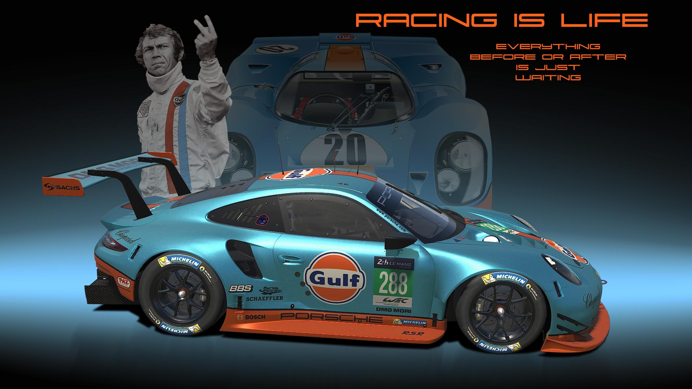 Preview of Gulf 911 RSR by Michael Koroleff