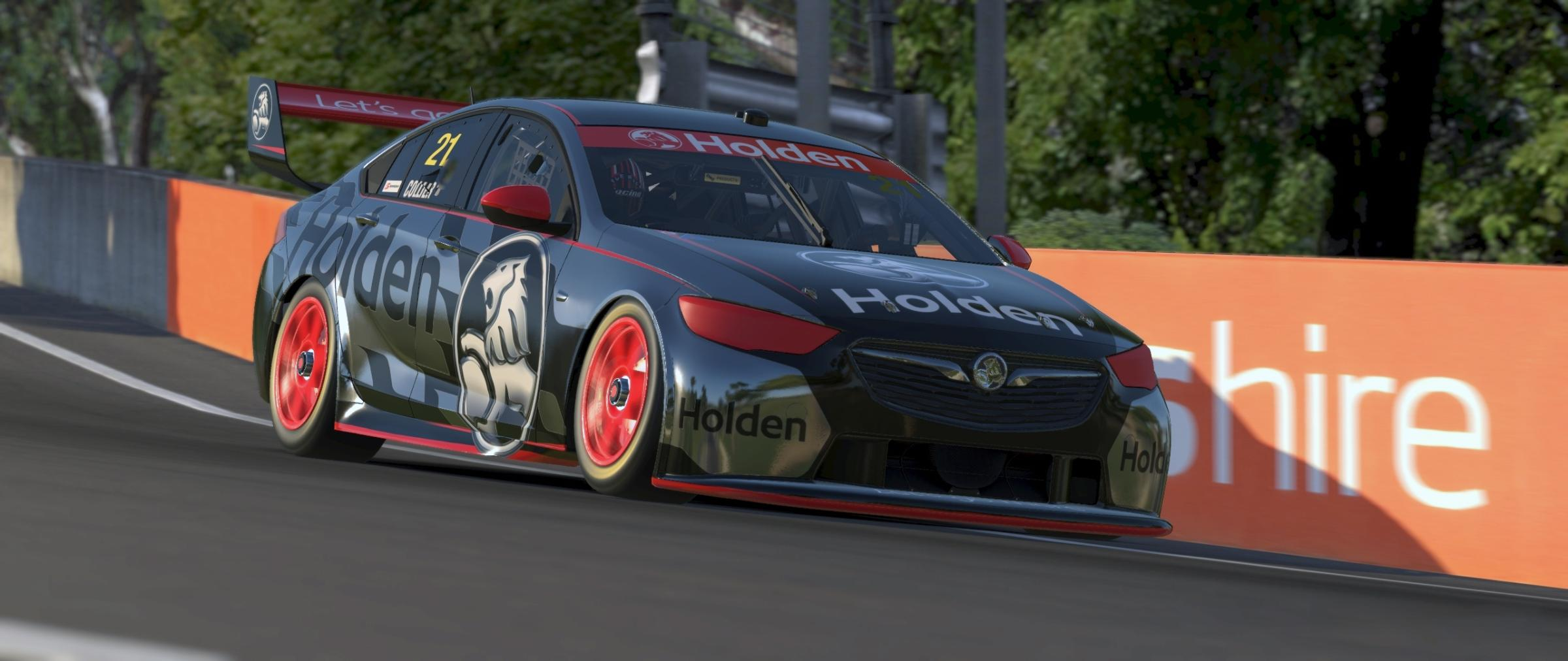 Preview of Holden - Commodore Supercar by Timothy Collier