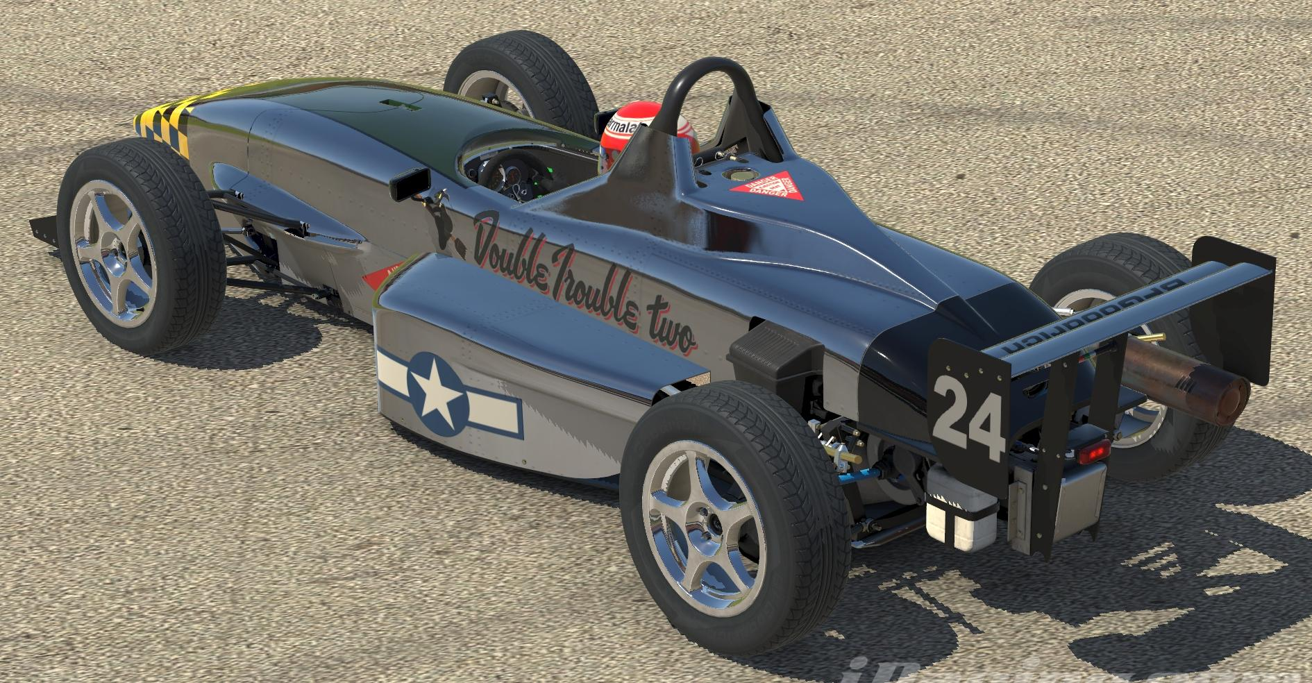 Preview of Formula Skip Barber 2000 P51 by Don Craig