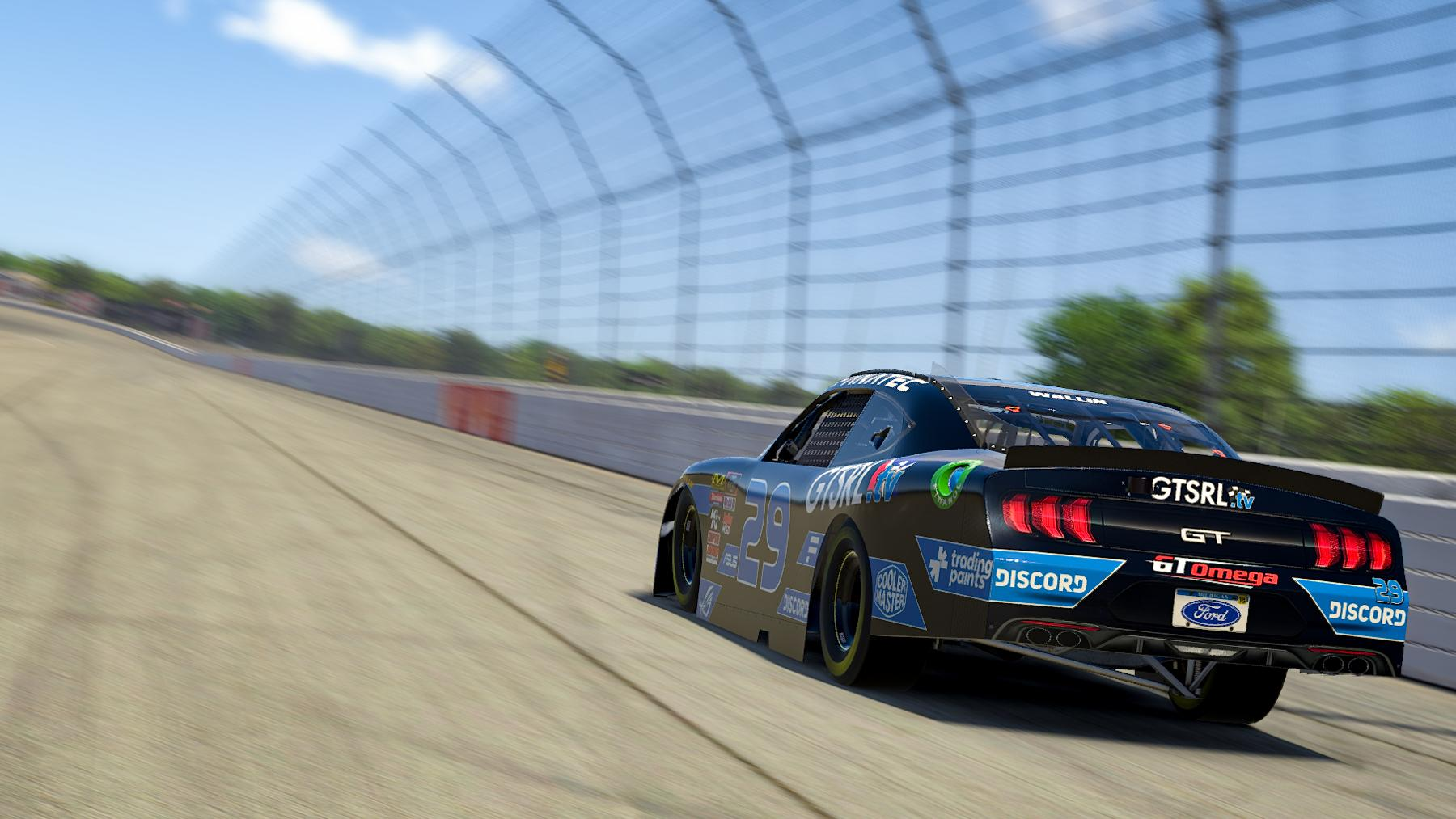 Preview of GTSRL NASCAR B Class Mustang by Vincent W.