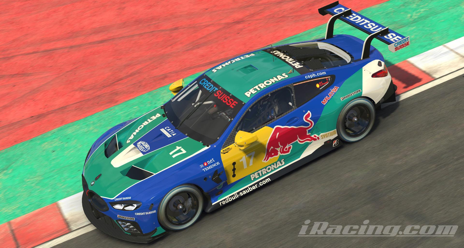 Preview of Red Bull Sauber Petronas C20, Kimi Raikkonen by Kazuhiro Oida