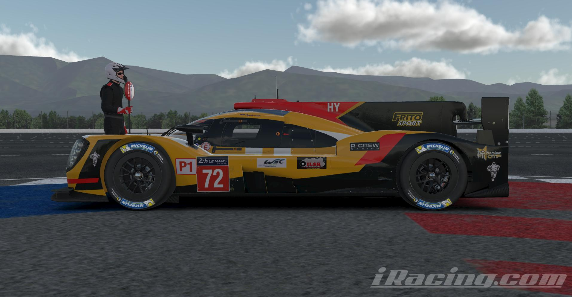 Preview of FritoSport Racing Team Porsche 919 Hybrid by Hugo Hernandez Gutierrez