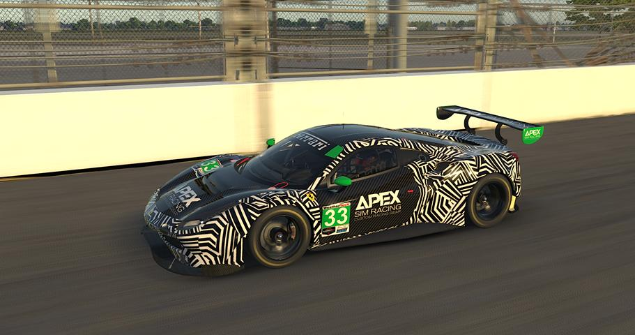 Preview of ApexSimRacing.com - Ferrari 488 GT3 by Jimmy Fisher