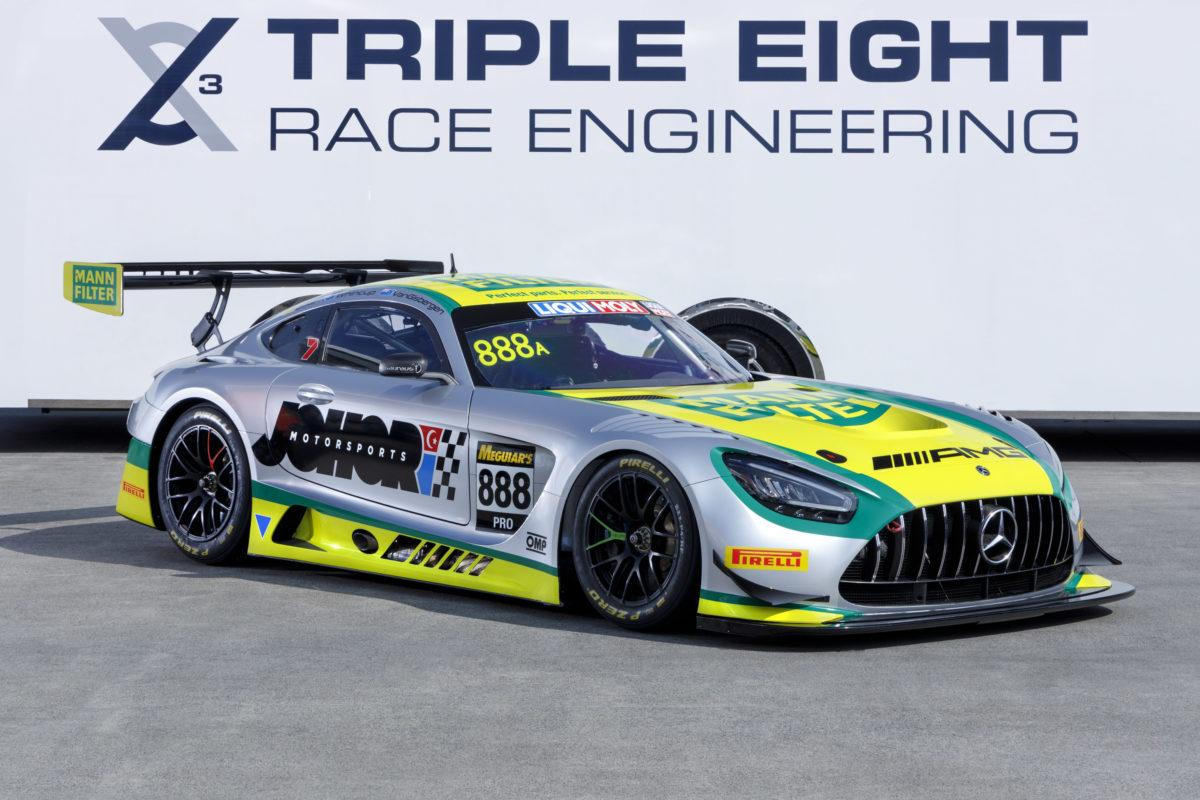 Preview of Triple Eight Race Engineering 2020 Bathurst 12 Hour by Matt Rogers