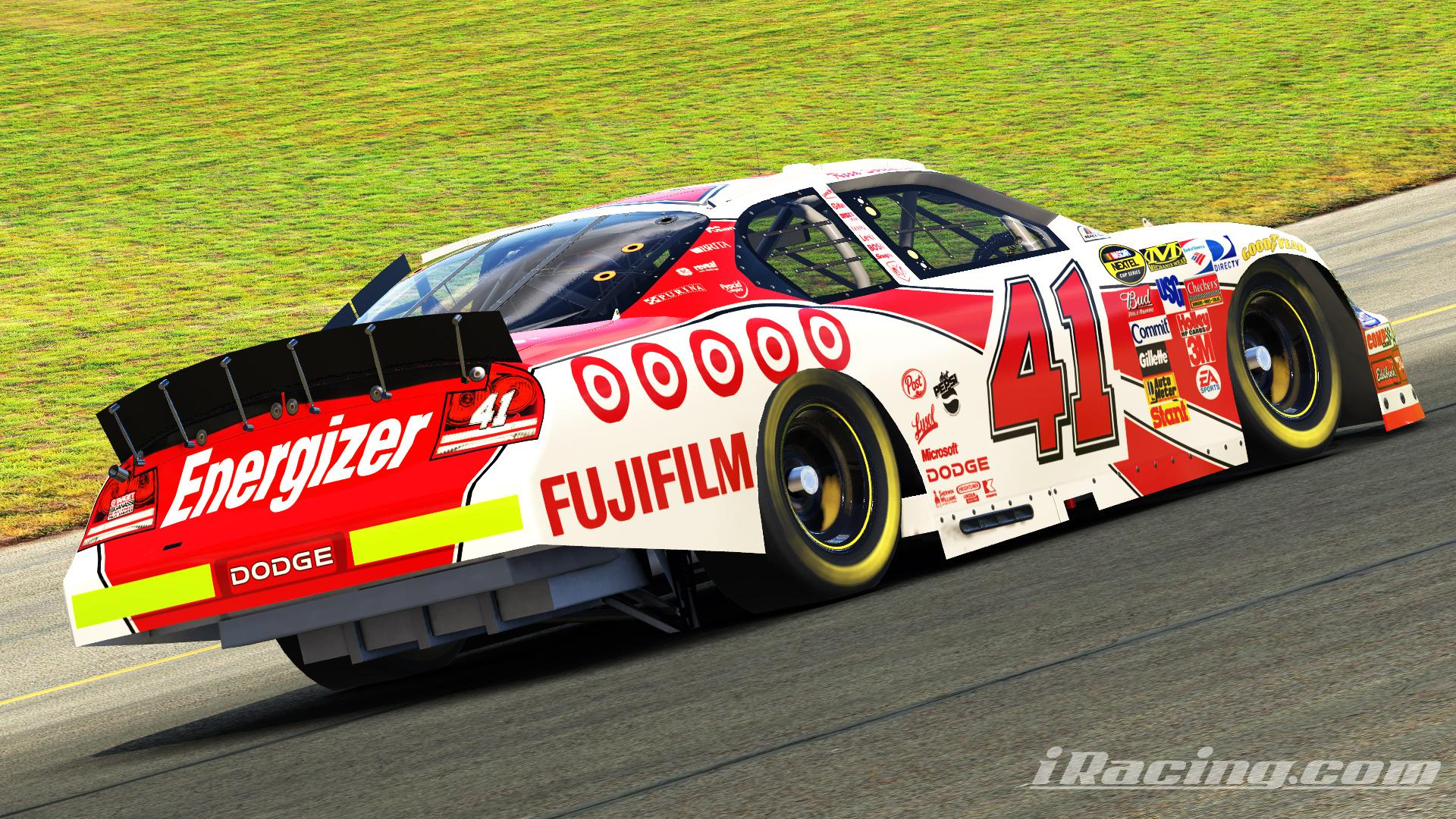 Preview of 2006 Reed Sorenson Target Dodge by Dustin Winegardner